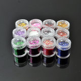 Nail Glitter Powder Dust 3D Nail Art Decoration Nail Art Bottle