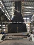 maagdelijke Materiële HDPE Geomembrane van 0.3mm~2.0mm 100% voor De Voering van de Vijver van de Viskwekerij