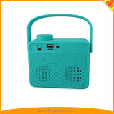 L'altoparlante di Bluetooth FM con la batteria 1200mAh, supporta Function/TF aus. Card/FM