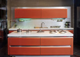 Lacquer Finish High Gloss Anti-Scratch Kitchen (zz-021) färben