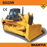 Shantui 공장 로그 불도저 SD22f SD16L SD32W D8 D6 D7