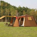 BaumwolleCancas Abdeckung-Zelt für Familien-im Freiendas kampieren der Personen-8+