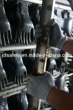 Разрежьте устойчивость работы вещевым ящиком с песчаными нитриловые покрытием (NDS8032)