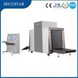 Un buen bagaje de escáneres de rayos X con el sistema de alarma