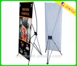 Portable Aluminium Alloy Flag Display Stand X Banner Stand