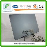 miroir en aluminium teinté gris foncé de 1.5mm-6mm