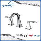 Faucet sanitário do dissipador do banheiro do furo dos mercadorias três (AF8251-6)