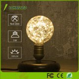 Bulbo ampola decorativa interna/ao ar livre de 10FT/3m do globo G30 do diodo emissor de luz para a luz do corredor do Gazebo