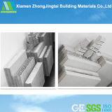 case prefabbricate modulari concrete della scheda di panino di protezione dell'ambiente