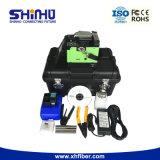 Splicer волокна поставщика телекоммуникаций Splicer сплавливания Shinho машина Мир-Известного малопотертого стабилизированная соединяя