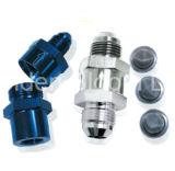 Filtro de aceite del turbocompresor el adaptador hembra