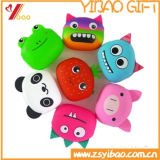 2017new Design Cartoon Candy Color Silicone Coin Bags