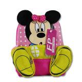 El bolso Mickey del cabrito de Minnie de la historieta de los bolsos de escuela de los niños de la manera Backpacks a cabritos preescolares Mochila del morral del jardín de la infancia