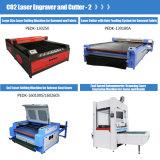 Automatische führende und rollende Systems-Gewebe-Laser-Gravierfräsmaschine