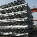 La norma ASTM A53 A500 la norma BS1387 Tubo de acero galvanizado en caliente