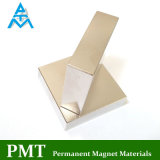 Квадратный постоянный магнит N52 с материалом неодимия магнитным
