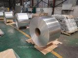 Striscia e bobina di alluminio per il tubo di plastica di alluminio