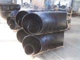 Los racores de acero al carbono codo de la soldadura de 90 grados