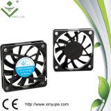 5-Volt-Kugellager-axialer Ventilator 12V 24V Gleichstrom-Kühlventilator 60mm schwanzloser industrieller Gleichstrom-Ventilator