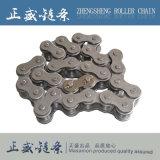 Цепь валика роликовой цепи соединения горячего изготовления сбывания 06b 08b 10b 12b 16b DIN 8187 цепного малая
