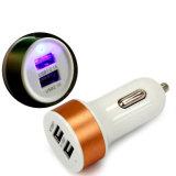 Universal 5V 2.1A double adaptateur de chargeur de voiture USB pour iPhone 8