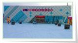 Het aangepaste Prefab Vlakke Huis van de Container van het Pak