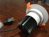 Anti-Glare leiden 60watt onderaan Licht voor Bureau met Ce RoHS