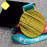 Soem-ODM-Qualitäts-Metalzoll Sports Medaillen-Hersteller