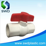 PVC白い八角形の球弁