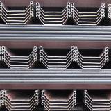 Profils en acier Feuille de feuille de l'usine de matériaux de construction