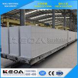 中国の軽いコンクリートブロック機械の新技術の製品