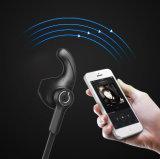 핸즈프리 스포츠 이어폰이 땀 증거에 의하여 V4.1 무선 Bluetooth Haed 전화를 건다