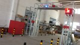 Contenedor de escaneo de rayos X del vehículo equipamiento de contenedor de rayos X de escaneo de vehículos