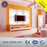 ¡Exportación caliente de China del revestimiento de madera del cuarto de baño! Los paneles de pared de la tarjeta WPC de la espuma del PVC