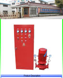 Xbd Individual-Training course Fire Pump Control Hige-Quality Panel