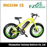 2018 전기 자전거 20inch 뚱뚱한 타이어 소형 E 자전거