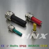 Klier van de Kabel van het Metaal van de Grootte van de Bescherming van Hnx de Waterdichte IP68 Kleinere M8