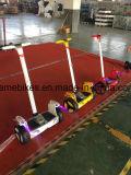 8-дюймовый электрического баланса на скутере с открытого пламени дым