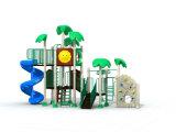 Kind-Spiel-gesetzte im Freienspielplatz-Geräten-Plastikplättchen