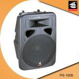 8 Zoll PROpa-Systems-Plastik-DJ-im Freien passiver Lautsprecher PS-1008