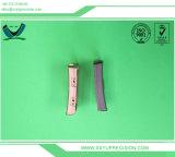 アルミニウム黒い陽極酸化されたCNCの製粉の精密予備品
