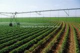 China kennzeichnete Lieferanten seitliche Bewegungs-der linearen landwirtschaftlichen Sprenger-Bewässerung