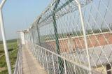 Venta caliente y la seguridad Bto-22 Concertina Razor Precio de alambre de púas y móviles de la barrera de alambre navaja tráiler
