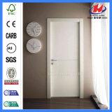 Portes solides bon marché de placage de cuisine intérieure composée (JHK-FC05)