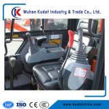 1.8 compartimiento diesel del excavador 0.06m3 de la tonelada mini para la venta