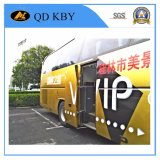 Rhd/LHDツーリストのPassengeのディーゼルコーチバス12メートルの