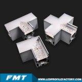 Diversos tipos de perfil de aluminio de la protuberancia de aluminio LED