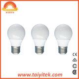 Ampoule G45, lumière d'ampoule de DEL, petite ampoule 3W 5W 7W de DEL de globe de DEL