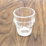 Kop van de Koffie van het Glas van het Type van Glas van het Type van Drinkware de Creatieve