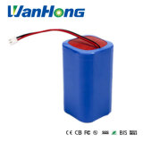 18650 bateria recarregável de 7.4V 4ah para Armarium